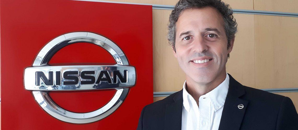 Gonzalo Ibarzabal, presidente de Nissan Argentina