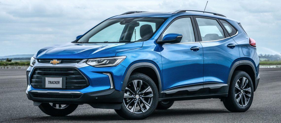 Novo Chevrolet Tracker Premier 2021